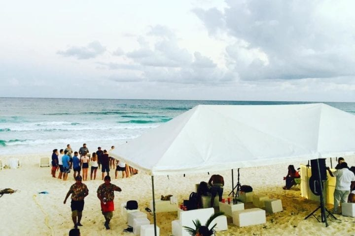 Beach Events Cozumel by Jeep Riders Cozumel