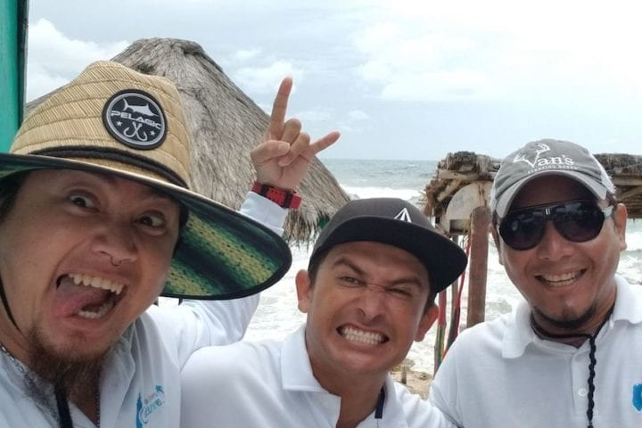 Tour Guides Jeep Riders Cozumel