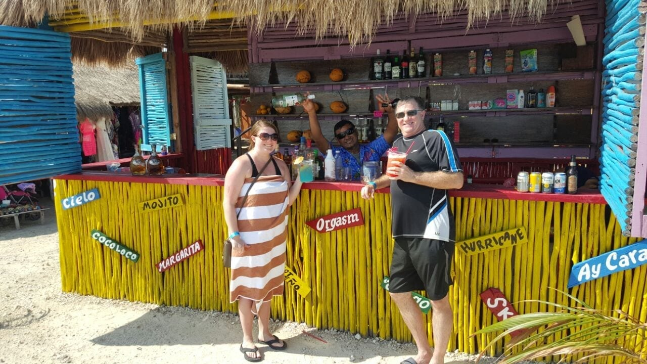 Amazing Cozumel Island Bar Tour