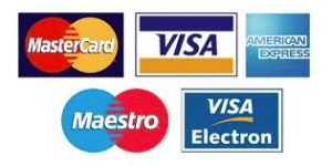 we accept all credit card jeep riders cozumel